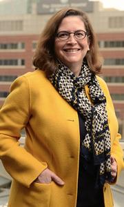 Donna McDonald-McGinn, MS, CGC: Chromosome Deletion Work Honored